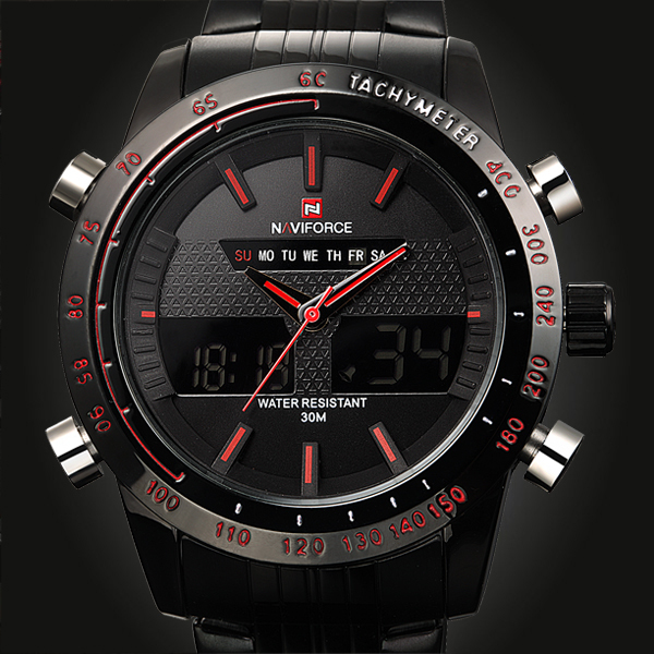 sports watches luxury brand analog led