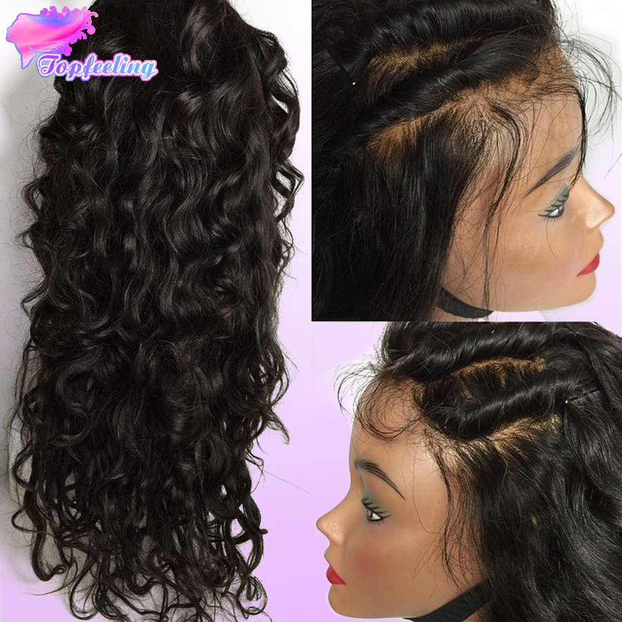130 Density Brazilian Hair Wigs Body Wave