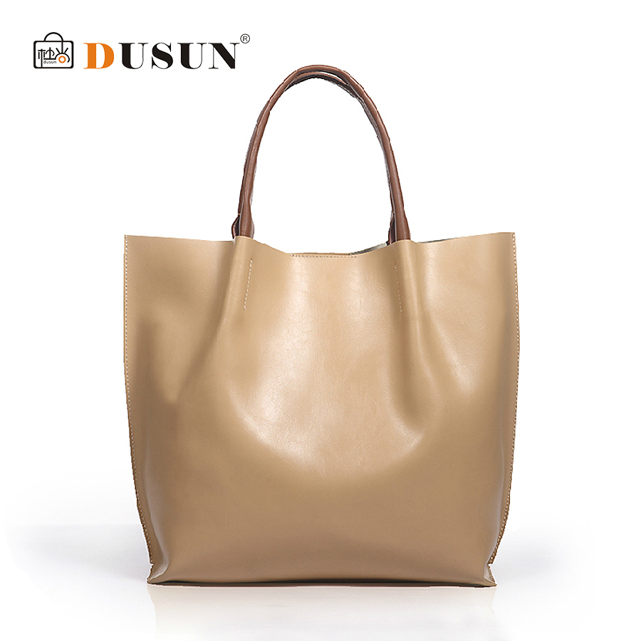 DUSUN Women Genuine Leather Bags Women Real leather Handbags Brand ...