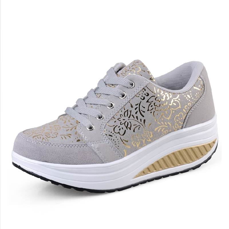 a565e51436 Free shipping Dropship new arrival loss weight women sneakers pumps ...