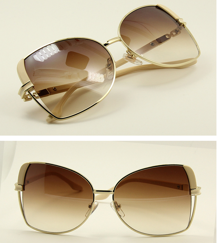 Fashion Style Trend Uv Sunglasses Women Brand Designer 2014 High Definition Lenses Sunglasses