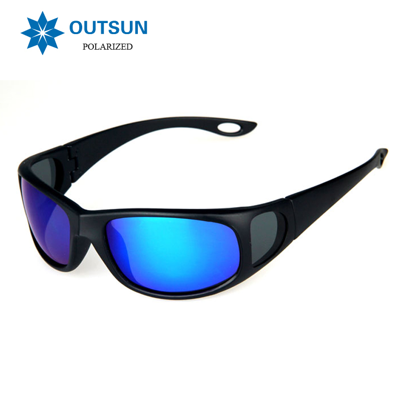 Free dropshipping plus case new fashion flexible polarized for Polarized sunglasses for fishing