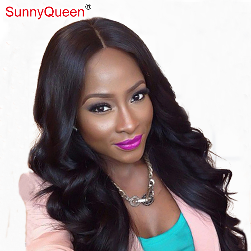 6A Brazilian Hair Full Lace Human Hair Wigs Brazilian Body Wave Lace Front  Wig Glueless Full Lace Wig For Black Women Best Hair ac54191a69