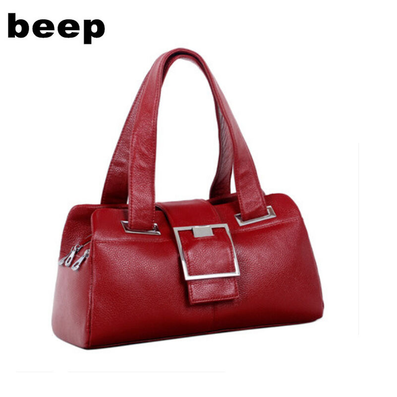 1b3140a57f0b Brand 100% genuine leather Luxury handbags High quality women fashion  handbag