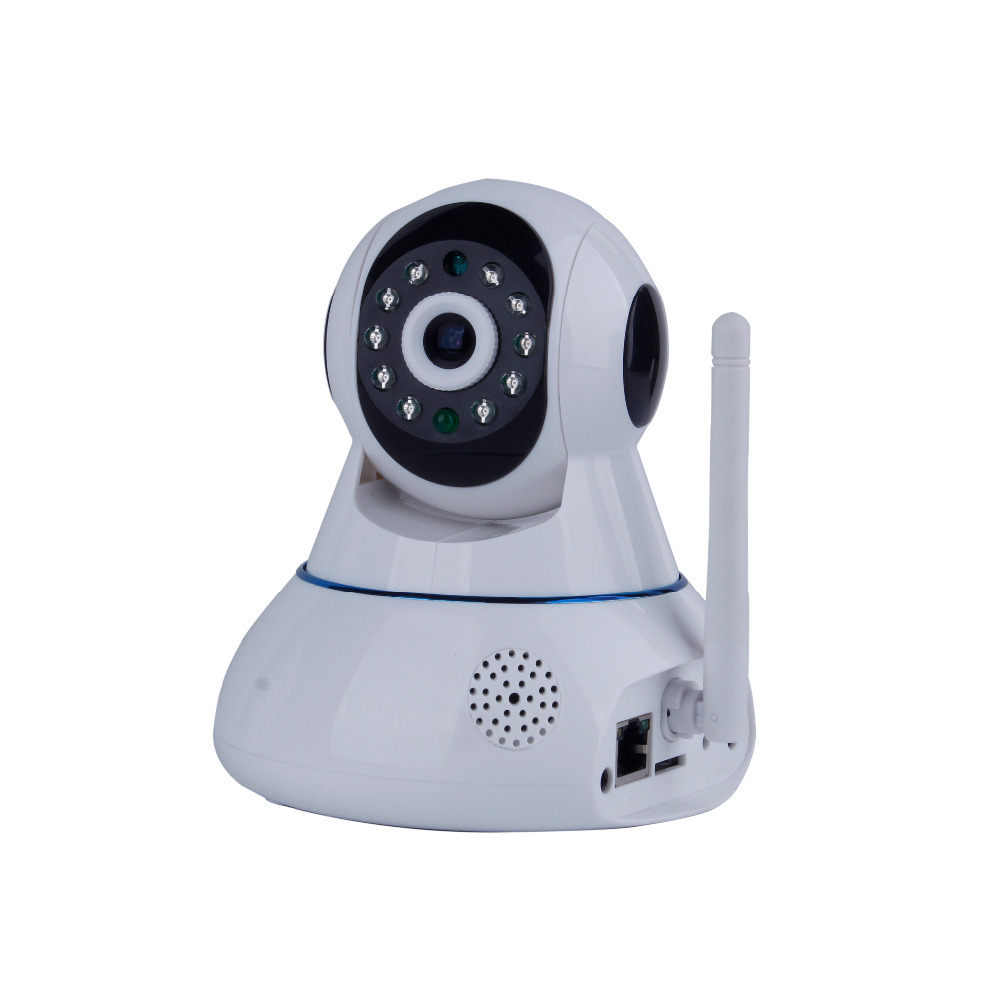 ip camera wifi mini cctv camera 720p baby monitor security p t micro tf card wireless. Black Bedroom Furniture Sets. Home Design Ideas