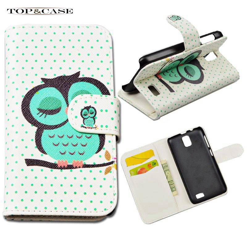 new style e7136 6f15f Lenovo A328 Case For A 328 High Quality Painting PU Leather Case For Lenovo  A328 A328T Phone Cases SJ1691