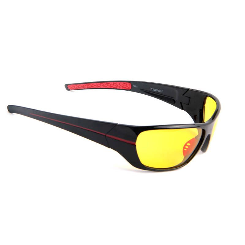 3e1948a998f New 2014 Mens Polarized Day And Night Driving Sunglasses Brand Yellow Lense Night  Vision Driving Glasses Goggles Reduce Glare