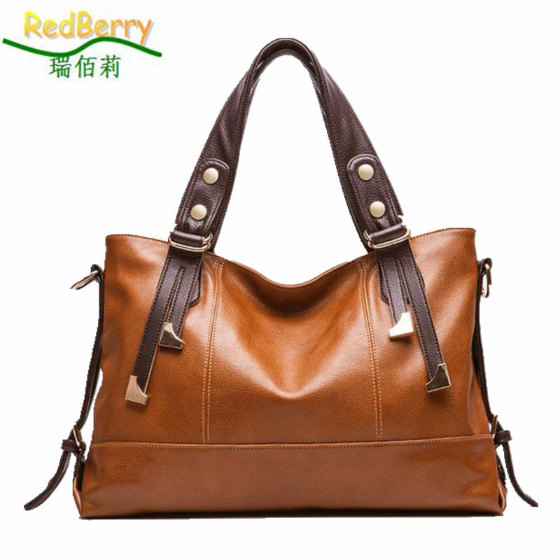 afa8e132f0 Lichee Pattern Shoulder Bags Tote Hot Bolsas Crossbody Bag Fashion Women  Messenger Bags Women Leather Handbag