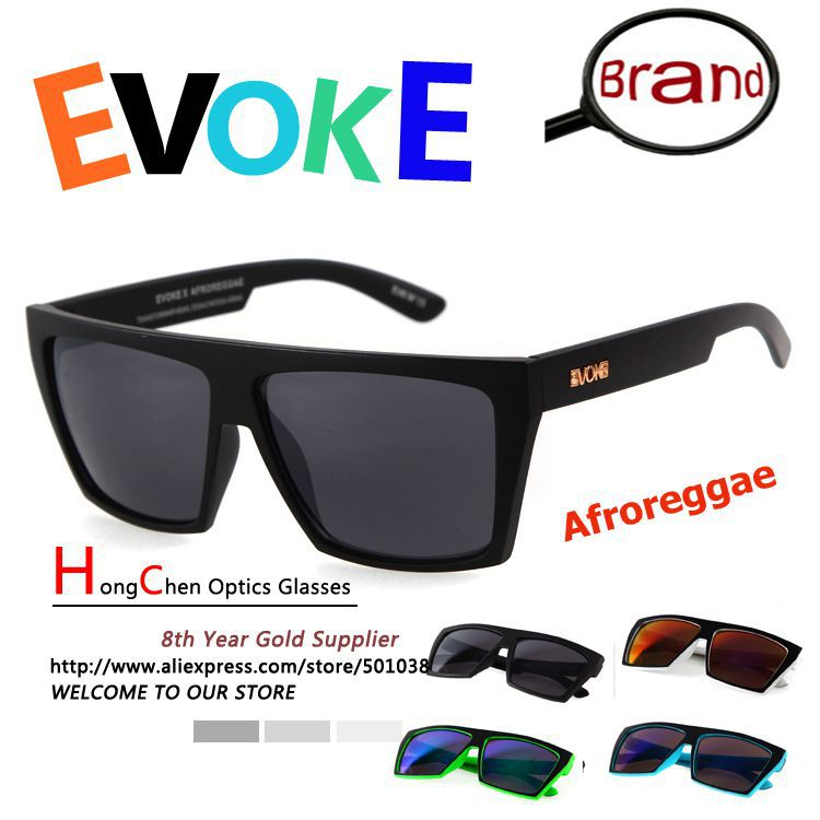 New 2014 Afroreggae Hot Evoke Brand Retro Sunglasses Men Amplifier ... d35e49c86b