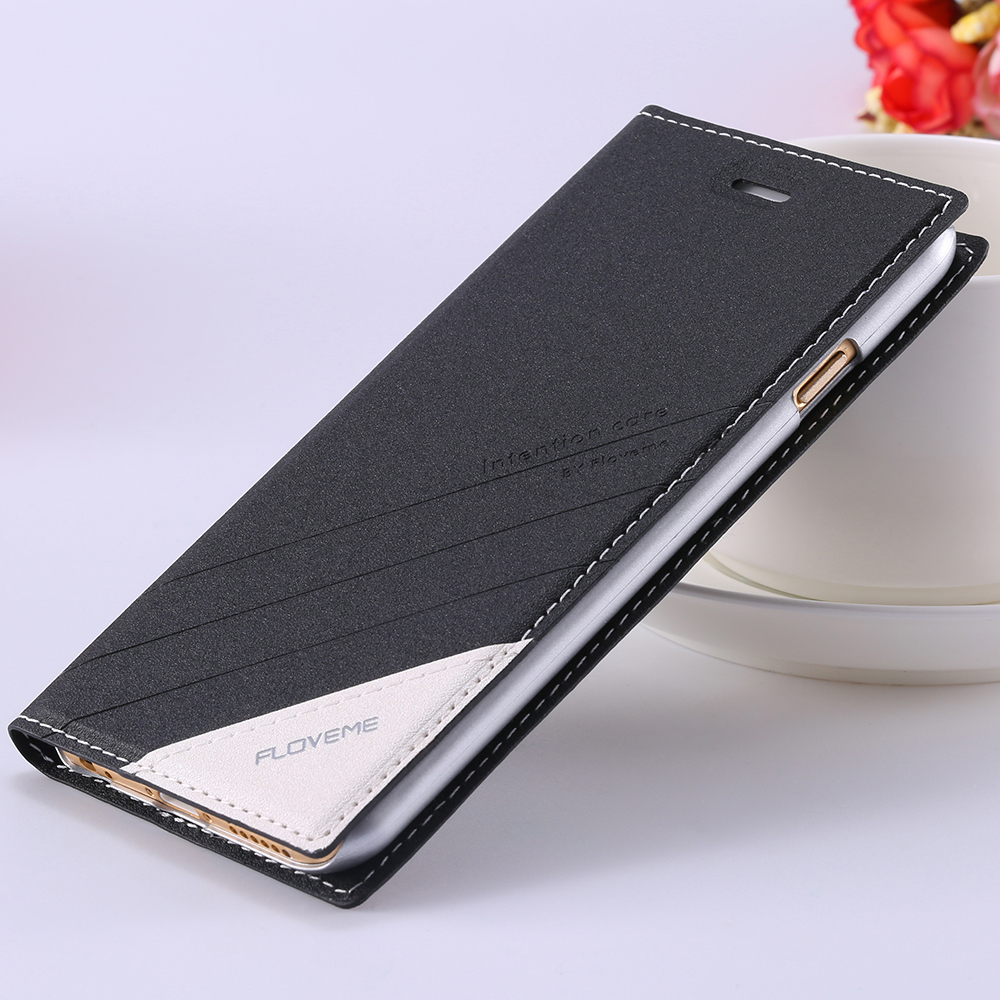Luxury House With Phone With: 1pcs/lot Retail Black Gold Luxury Ultra Thin Leather