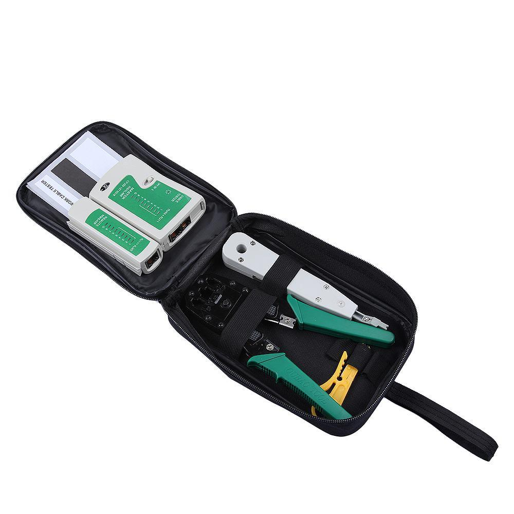 Cable Tester Product : Portable ethernet network cable tester tools kits rj