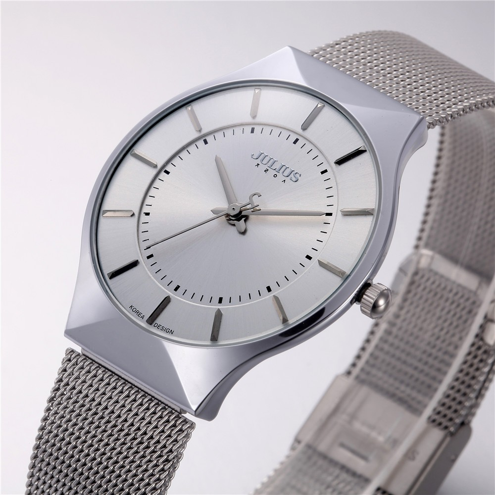 stainless skagen steel the watch watches quartz gitte mesh womens