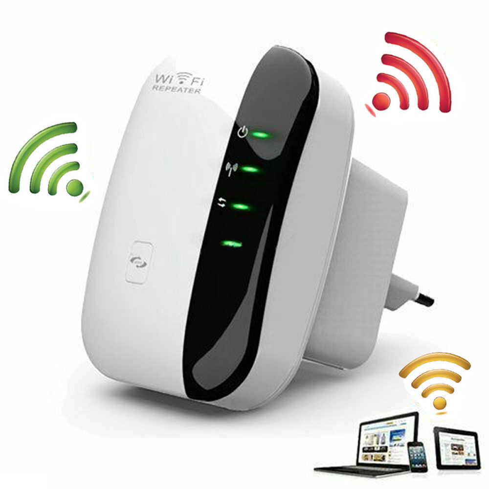 wifi repeater 300Mbps Wifi Repeater Wireless 2.4G Wifi Network soho Extender 802