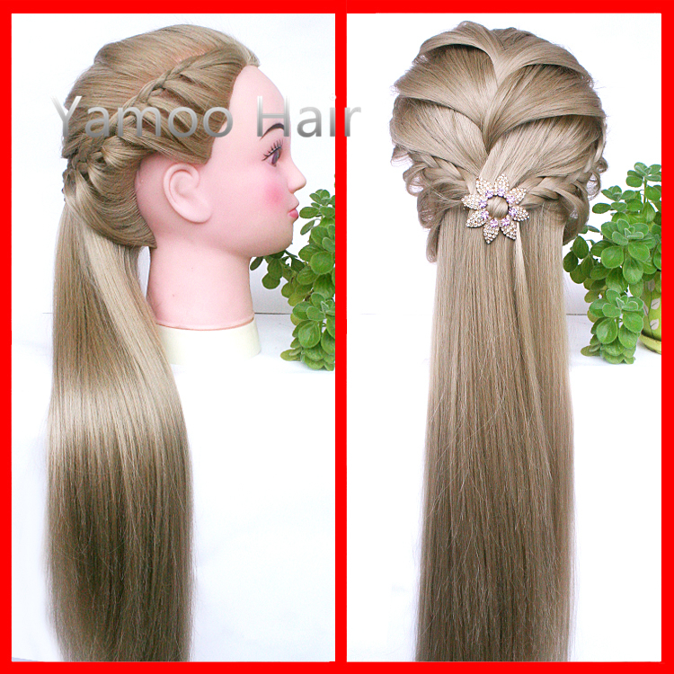 Aliexpress.com : Buy Blonde 2239;39; Mannequin Head For ...