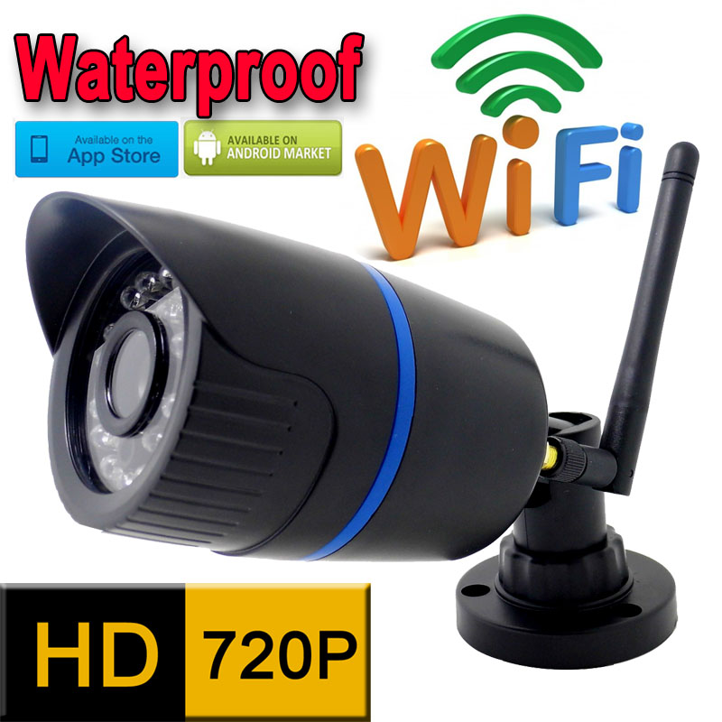ip camera wifi 720p hd outdoor cctv security system surveillance waterproof wireless home mini. Black Bedroom Furniture Sets. Home Design Ideas