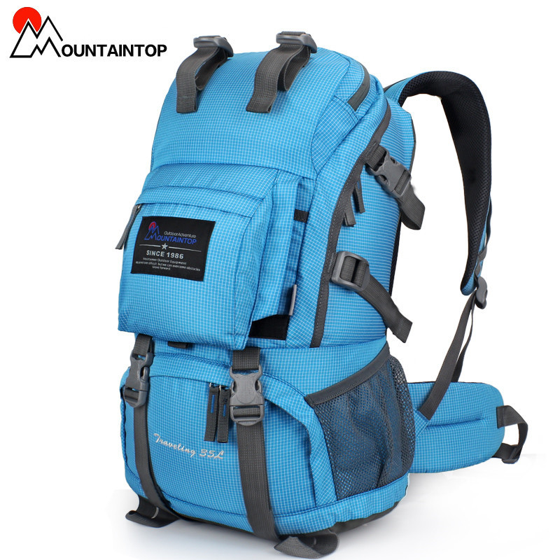 Outdoor backpack mountaineering bag outdoor bag travel backpack laptop bag 40l45l. $66.91. 2015 New Arrival High Quality Waterproof Polyester Fabric ...