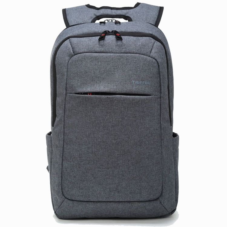 8cde76c6ee Minimalism Waterproof Aluminium Alloy Laptop High Quality Backpack Casual  waterproof canvas bag ...