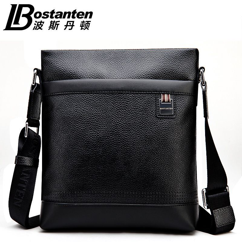 Men/'s GENUINE LEATHER Bag Business Messenger Briefcase Laptop Casual Handbag