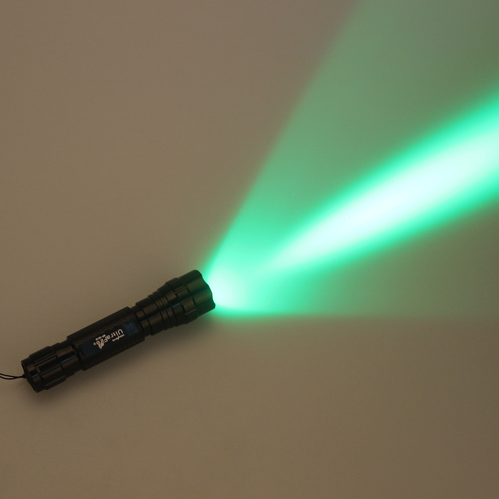 Cree Xm L T6 White Green Red Blue Light Led Tactical