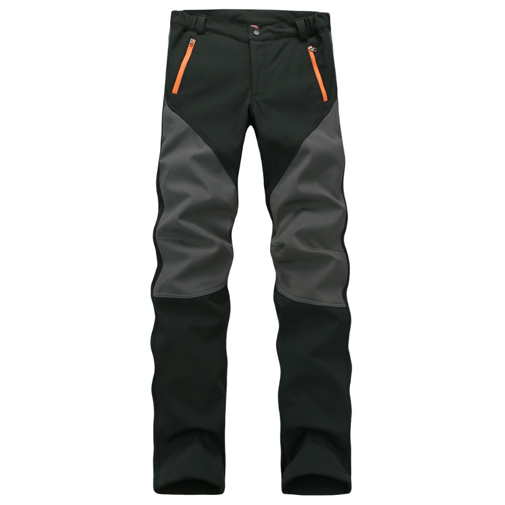 camping hiking winter outdoor sport pants warm waterproof