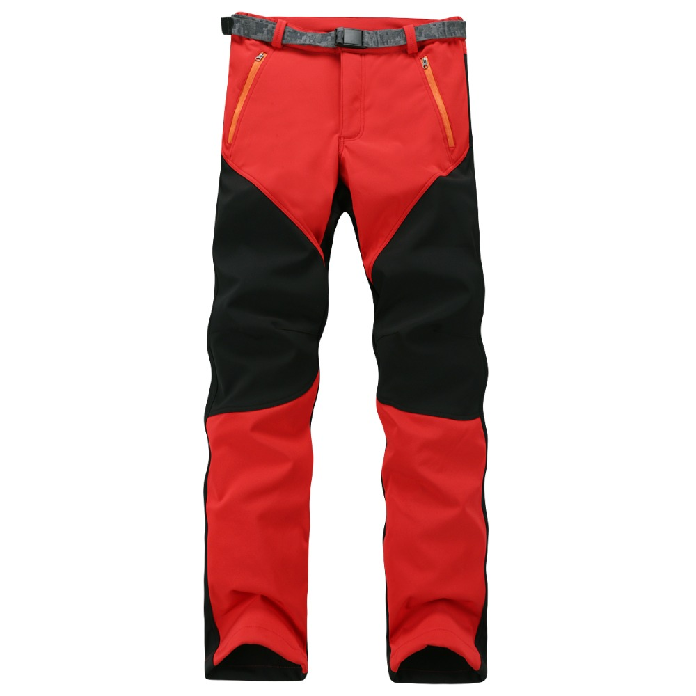 Camping hiking winter outdoor sport pants warm waterproof for Womens fishing shorts
