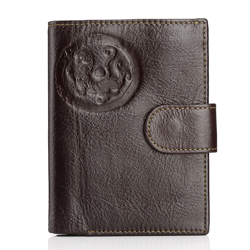 how to clean leather wallet