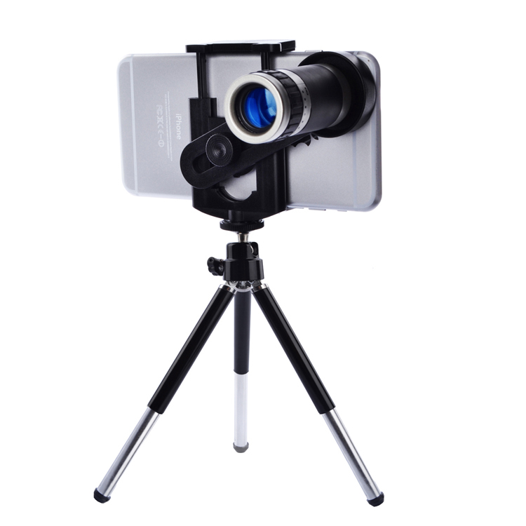 best website a0d5c 586f2 Mobile Phone Lens Universal 8X Zoom Telescope Camera Telephoto Lenses for  iPhone 4 4S 5 5C 5S 6 Plus Samsung Galaxy S3 S5 Note 4