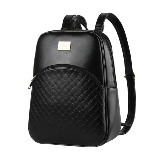 Multicolor Women Genuine Leather backpacks for teenage girls ...
