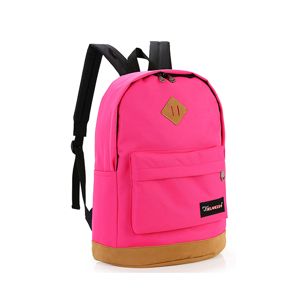Men and women backpacks Oxford cloth school bags for teenagers pop ... 4275e495c