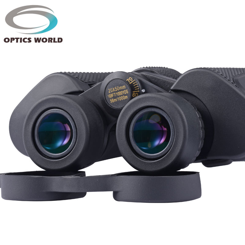 Nikon 20x50 168FT/1000YDS 56M /1000M Nitrogen waterproof High-power  high-definition Night Vision Hunting binoculars telescopes