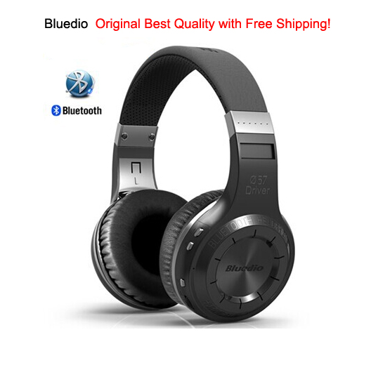 original bluedio ht wireless bluetooth headphones for computer headset mobile phone pc telephone. Black Bedroom Furniture Sets. Home Design Ideas