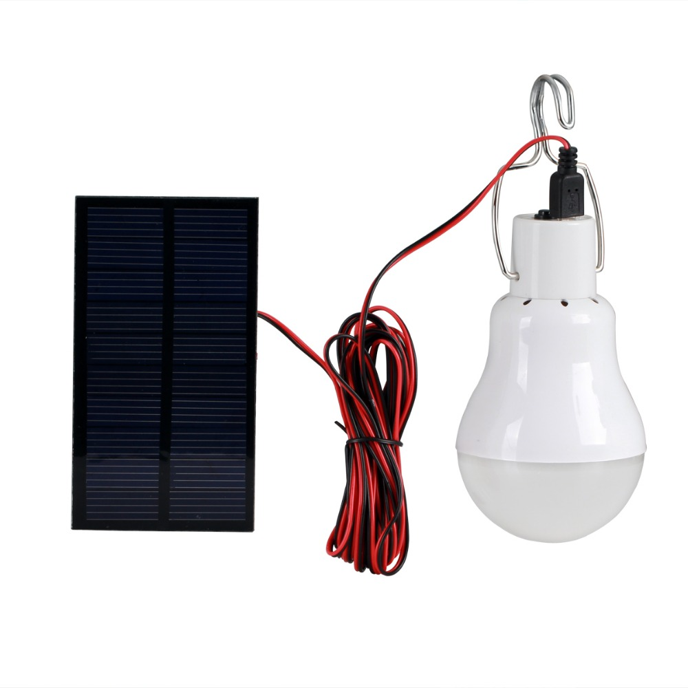 Outdoor indoor solar powered led lighting system light - Led light bulbs for exterior use ...