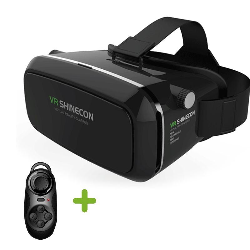 8cf18dfb5b4 VR Shinecon 3D VR Glasses Universal Video Glasses Virtual Reality ...