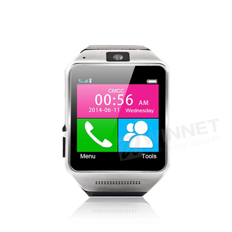 wireless bluetooth smart watch samsung touch screen android wrist with camera bee clean products. Black Bedroom Furniture Sets. Home Design Ideas