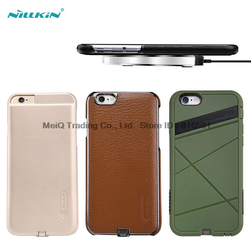 iphone charging case original nillkin magic for iphone 6 wireless charger 3071